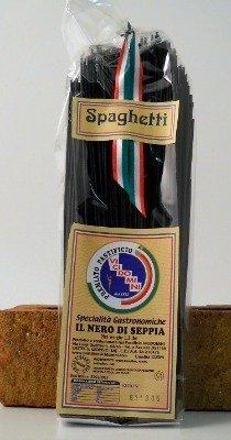 Spaghetti al Nero di Seppia Vicidomini