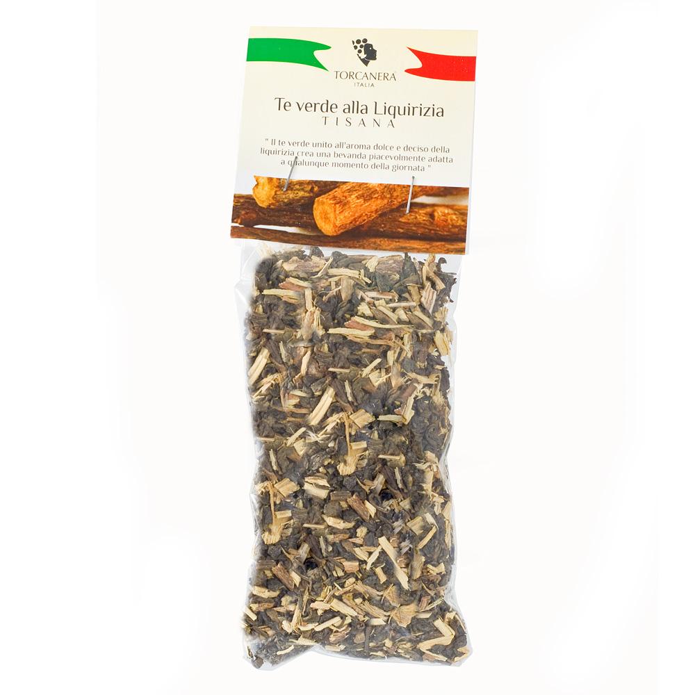 Tè verde alla Liquirizia