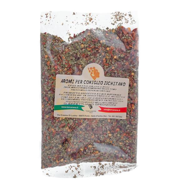 Aromi per Coniglio all'Ischitana Torcanera