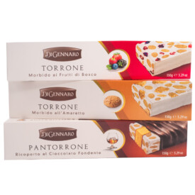 Torrone all'Amaretto gr 150 Torcanera