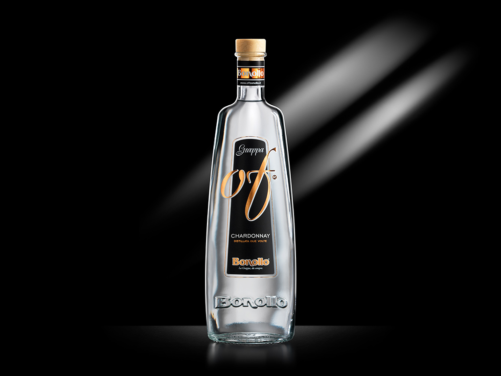 Grappa Of Chardonnay 70 cl