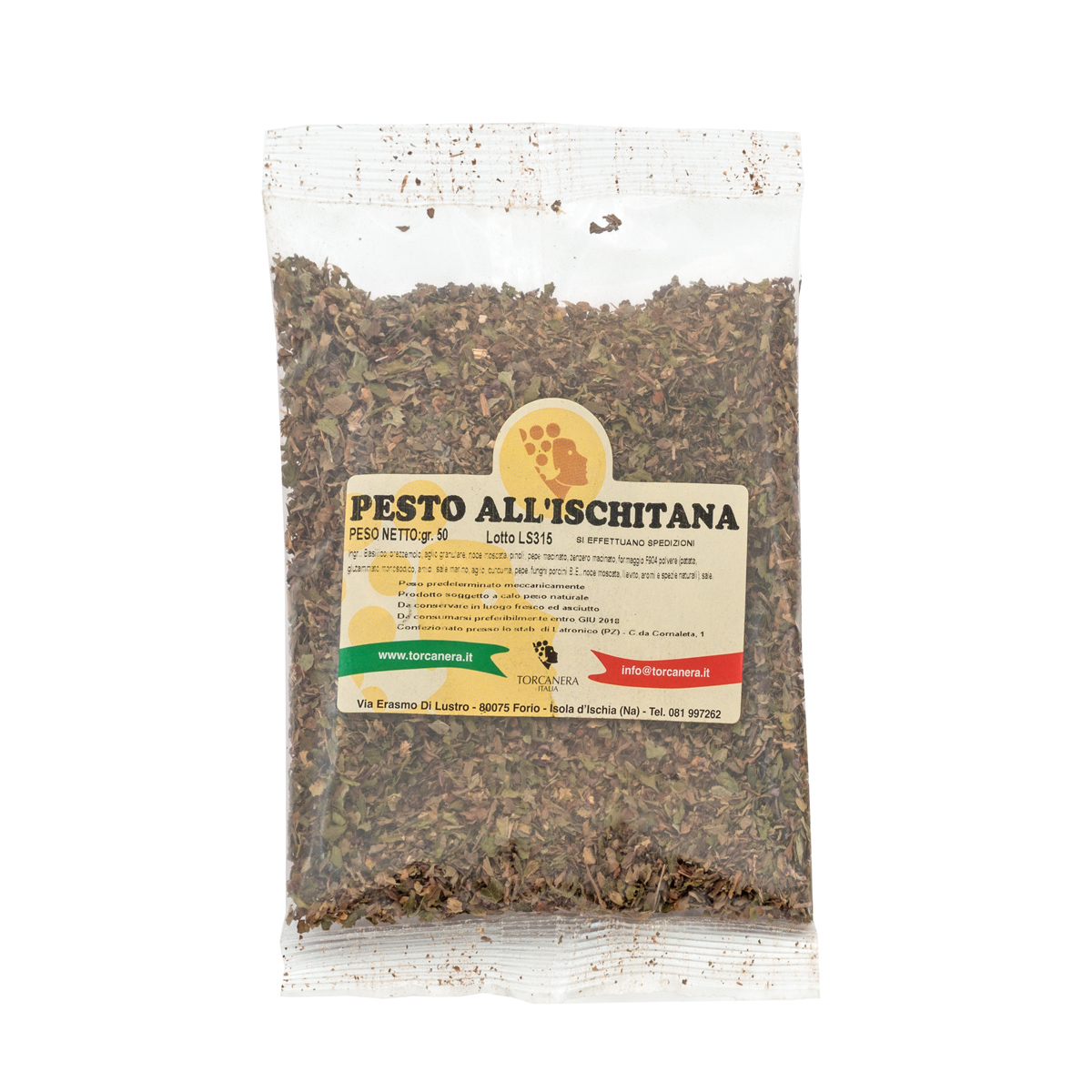 Pesto all'Ischitana