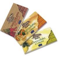 Tavoletta cioccolatoa Limone/Arancia/Peperoncino