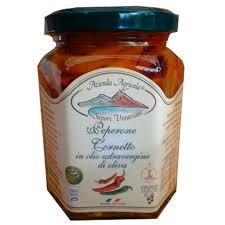 Peperone cornetto del Vesuvio