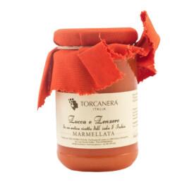 Marmellata Zucca e Zenzero Torcanera