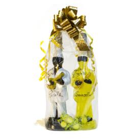 confezione-pulcinella-liquore-bottiglia-regalo-natale-ischia