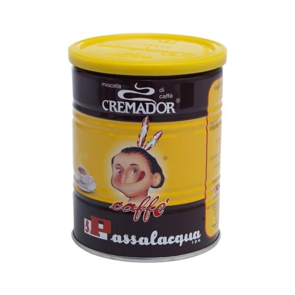 Cremador 250 gr macinato latta