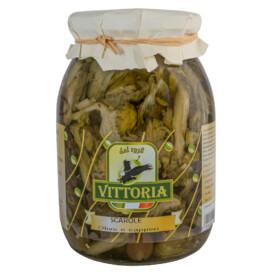 Scarola all'olio con Olive e Capperi kg 1
